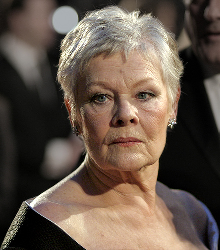 Dame Judi Dench – Photo by Caroline Bonarde Ucci